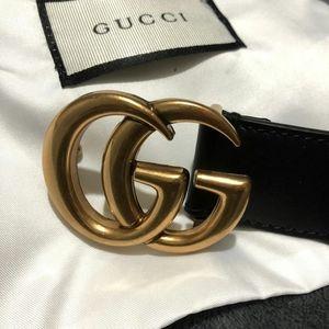 Authentic Gucci Men Belt. 100/40. 1.5 inch.